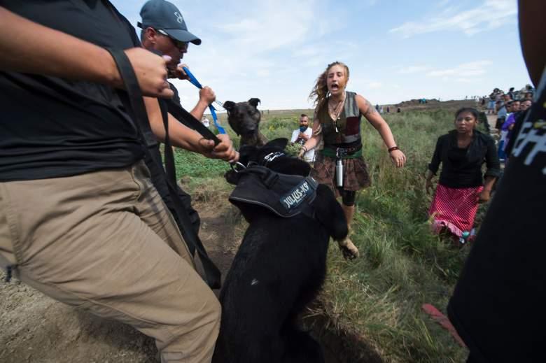 north dakota access pipeline
