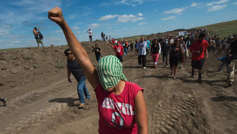 North Dakota Access Pipeline