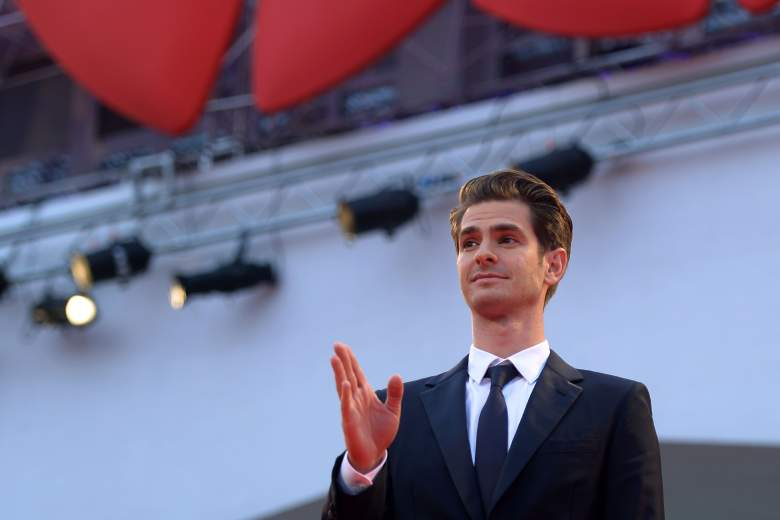 Andrew Garfield, Hacsaw Ridge, Venice Film Festival Red Carpet, Hacksaw Ridge cast