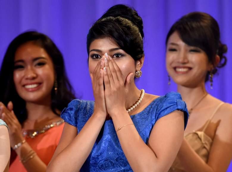 Priyanka Yoshikawa, Miss Japan Half-Indian Model Wins, Miss Japan Won by half Indian Priyanka Yoshikawa, Winner of Miss Japan