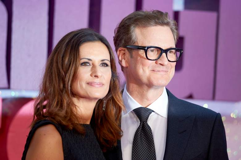Colin Firth, Colin Firth wife, Livia Giuggioli, Livia Firth