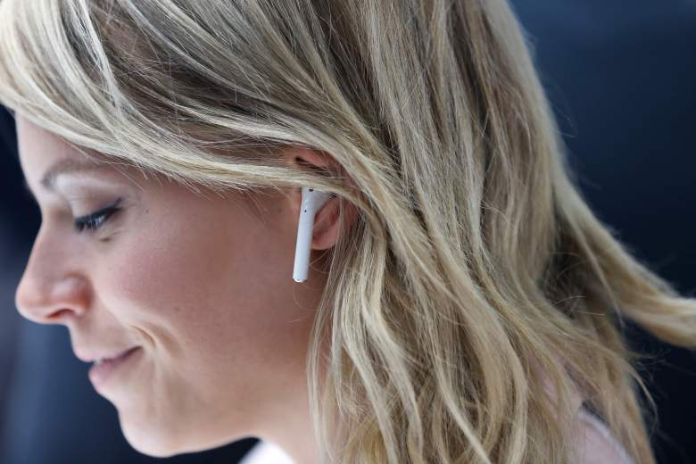 Apple AirPods, apple wireless headphones, iphone 7 airpods