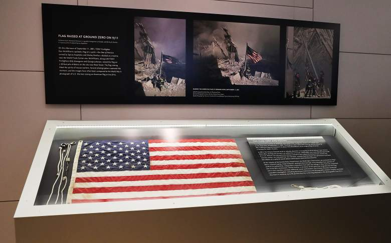 9/11 memorial, 9/11 flag, America's 9/11 Flag: Rise From the Ashes, September 11 specials