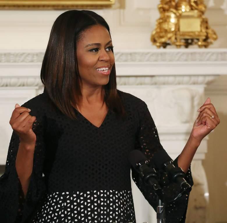 Michelle Obama, Ellen DeGeneres guests, Ellen DeGeneres Michelle Obama