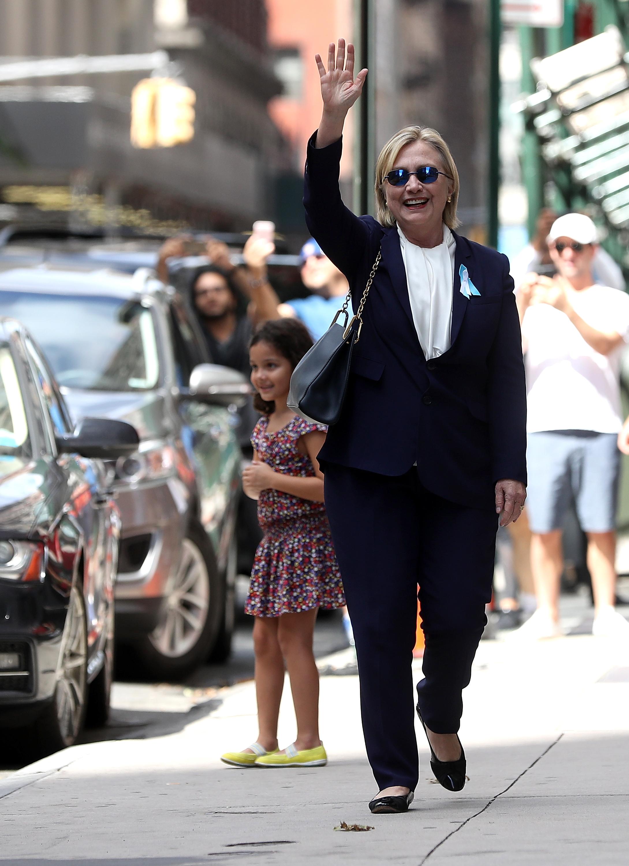Hillary Clinton Chelsea apartment