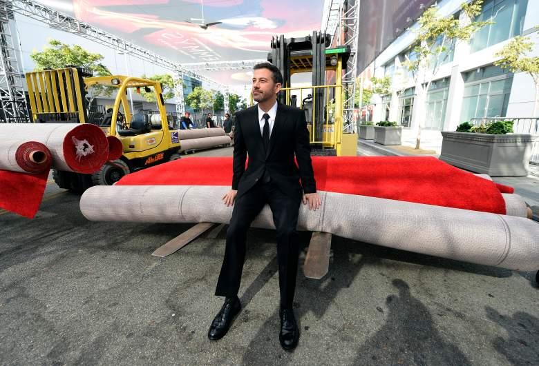 Emmy Awards 2016, What to Know Going into the Emmys, Emmys Tom Hiddleston Taylor Swift, Who's hosting the Emmys, Jimmy Kimmel Emmys