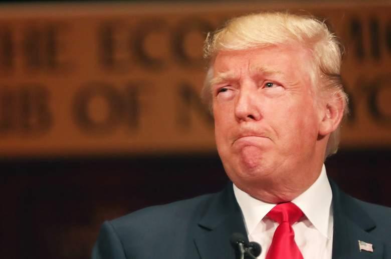 donald trump, presidential polls, latest, current, trump vs. clinton, winning, who