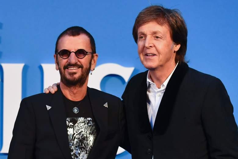 Ringo Starr Paul McCartney, Beatles reunion, living Beatles, Eight Days a Week