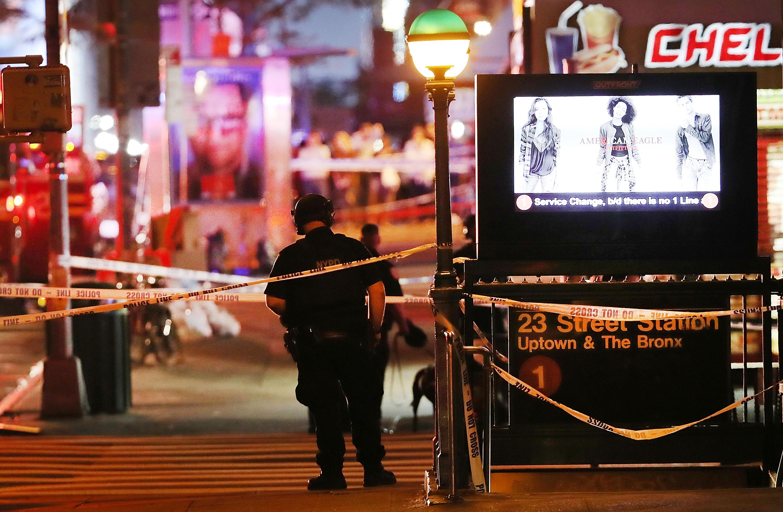 Chelsea Bombing September 17
