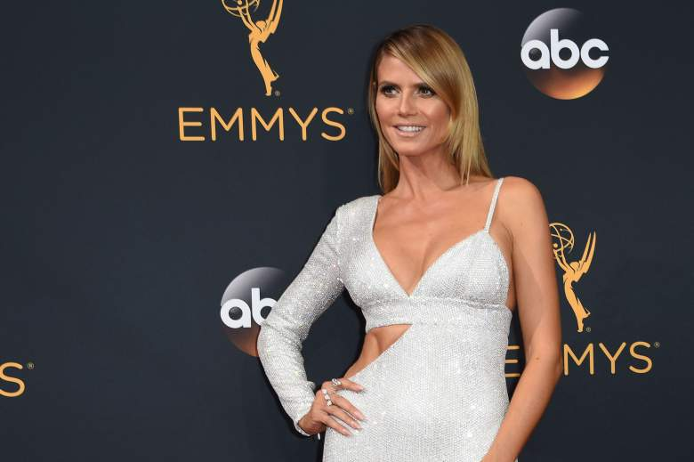 Heidi Klum Emmy Awards 2016, Emmys 2016 Red Carpet Photos, Best Dressed Emmys 2016, Best Dressed Emmy Awards 2016, Emmy Awards 2016 Best Dressed