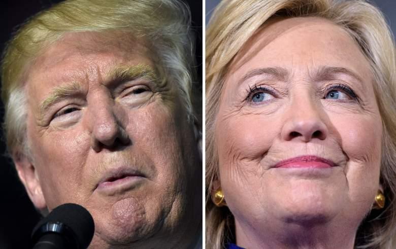 clinton donald trump debate