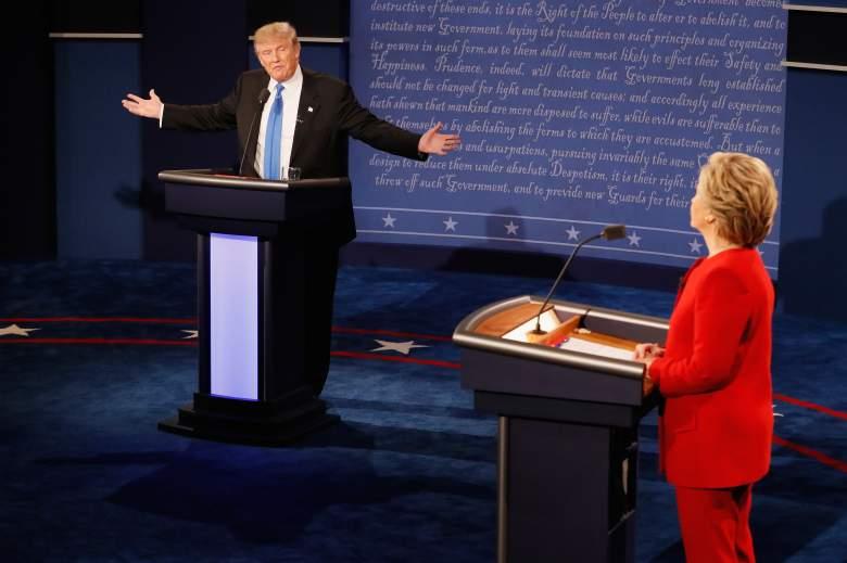 Donald Trump debate, Donald Trump racist, Donald Trump Department of Justice