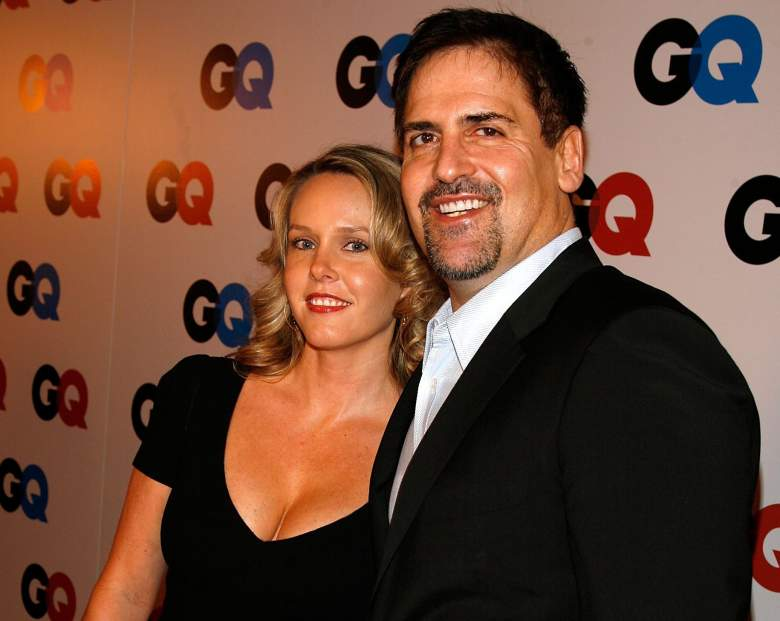 Mark Cuban Tiffany Cuban, Mark Cuban Tiffany Cuban red carpet, mark cuban wife