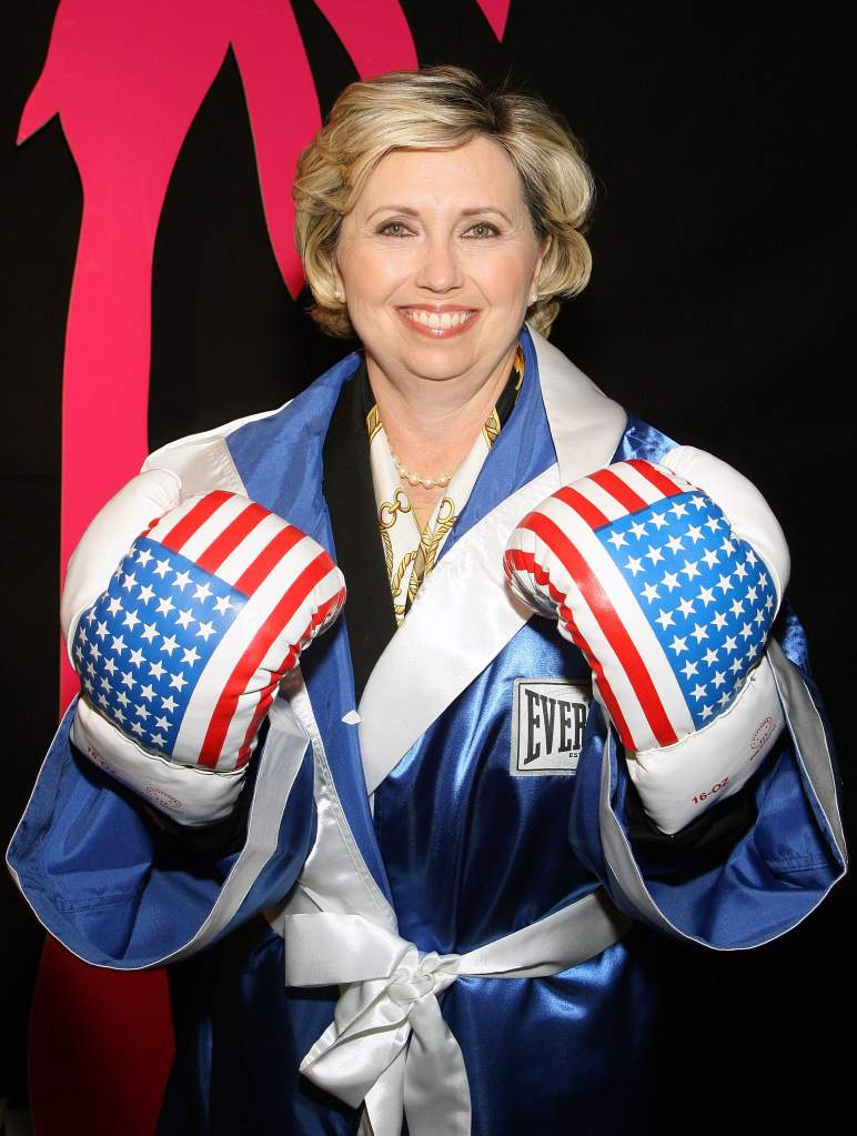 Teresa Barnwell, Teresa Barnwell Hillary Clinton, Hillary Clinton body double