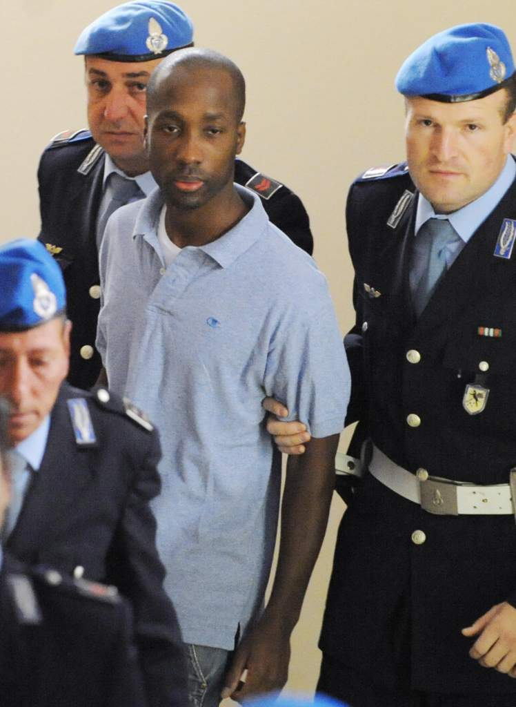 Rudy Guede, Rudy Guede Criminal, Rudy Guede Interview, Rudy Guede Confession, Rudy Guede Innocent, Rudy Guede 2016