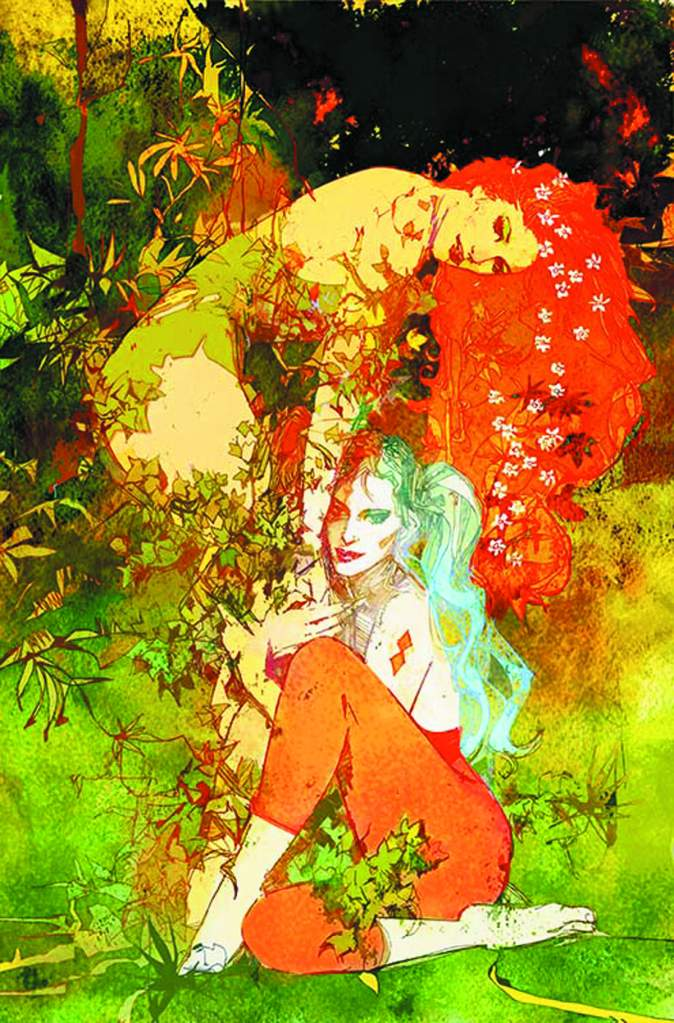 Bill Sienkiewicz, Harley Quinn and Poison Ivy, Harley Quinn, new Harley Quinn
