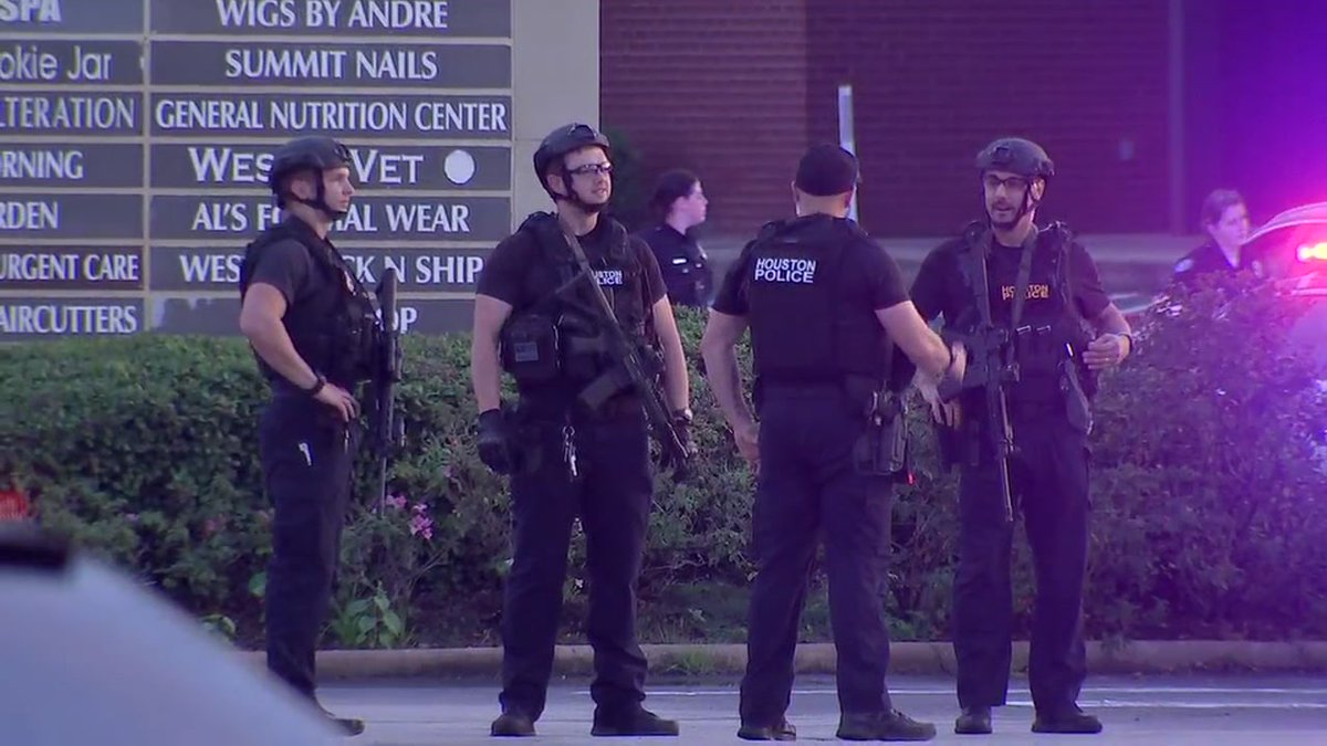 Wesleyan Southwest Houston Strip Mall Shooting Suspect Victims