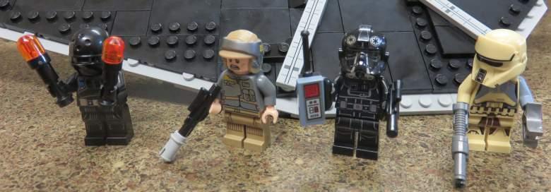 Imperial Shoretrooper, TIE Striker review, TIE Striker LEGO set, Star Wars LEGO