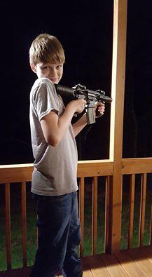 Jesse Osborne Guns