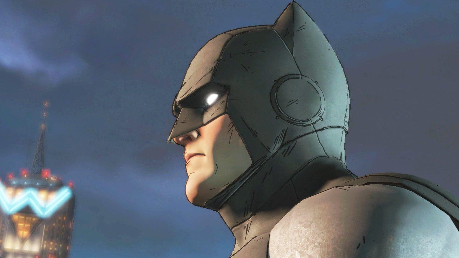 Batman Telltale Episode 2