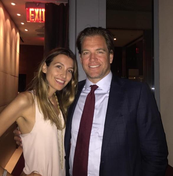 Michael Weatherly wife, Bull star, Bojana Jankovic, Bojana Jankovic bio