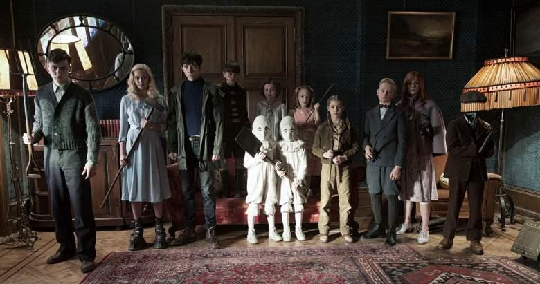 Miss Peregrine, Miss Peregrine's Home for Peculiar Children cast, Miss Peregrine's Home for Peculiar Children, New Tim Burton Movie