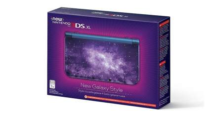 new nintendo 3ds galaxy