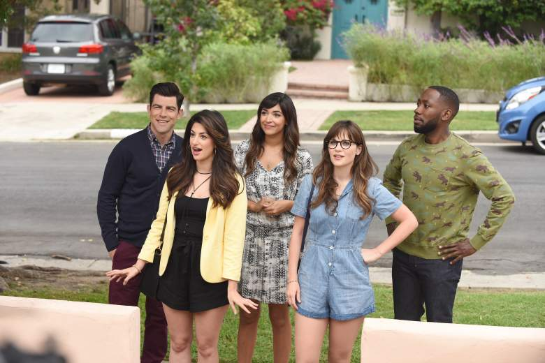 New girl cast, New Girl season premiere, New Girl season 6, Zooey Deschanel