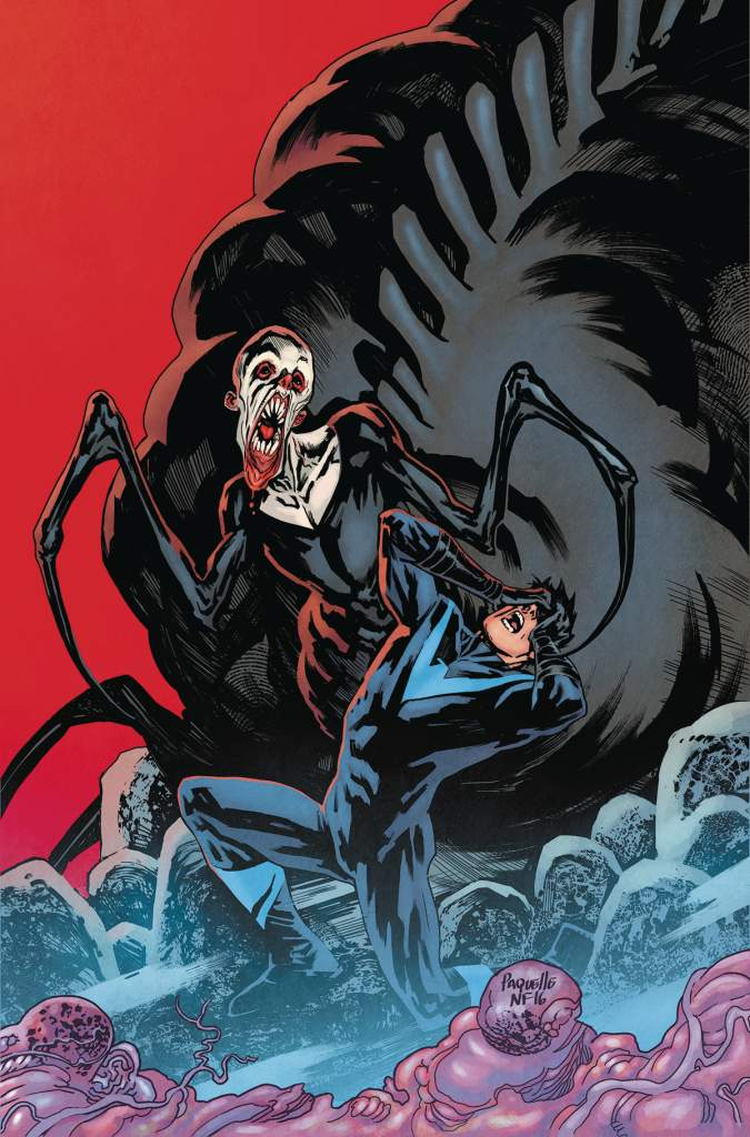Yanick Paquette, Nightwing, new Nightwing, Nightwing 5, DC Comics