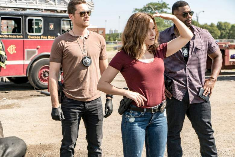 Chicago P.D. cast, Chicago PD Season 4, Chicago PD season 4 spoilers, Sophia Bush