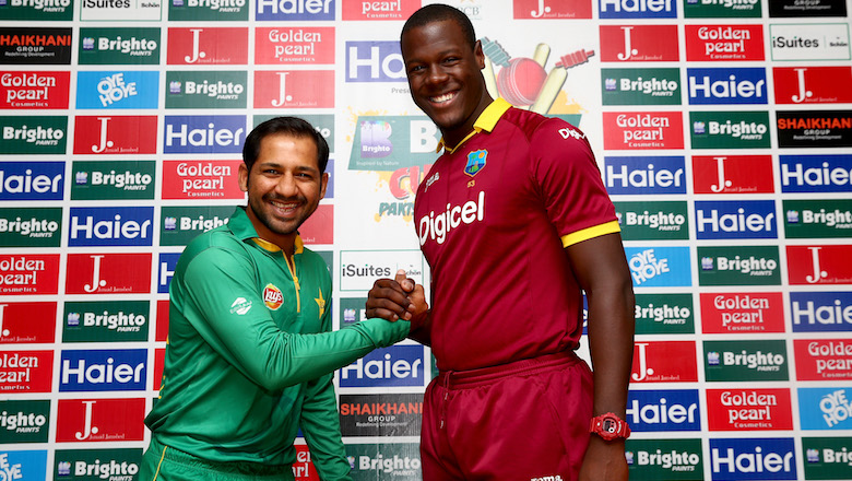 Pakistan vs. West Indies cricket, match report, West Indies tour, Andre Russell doping, Pakistan set target