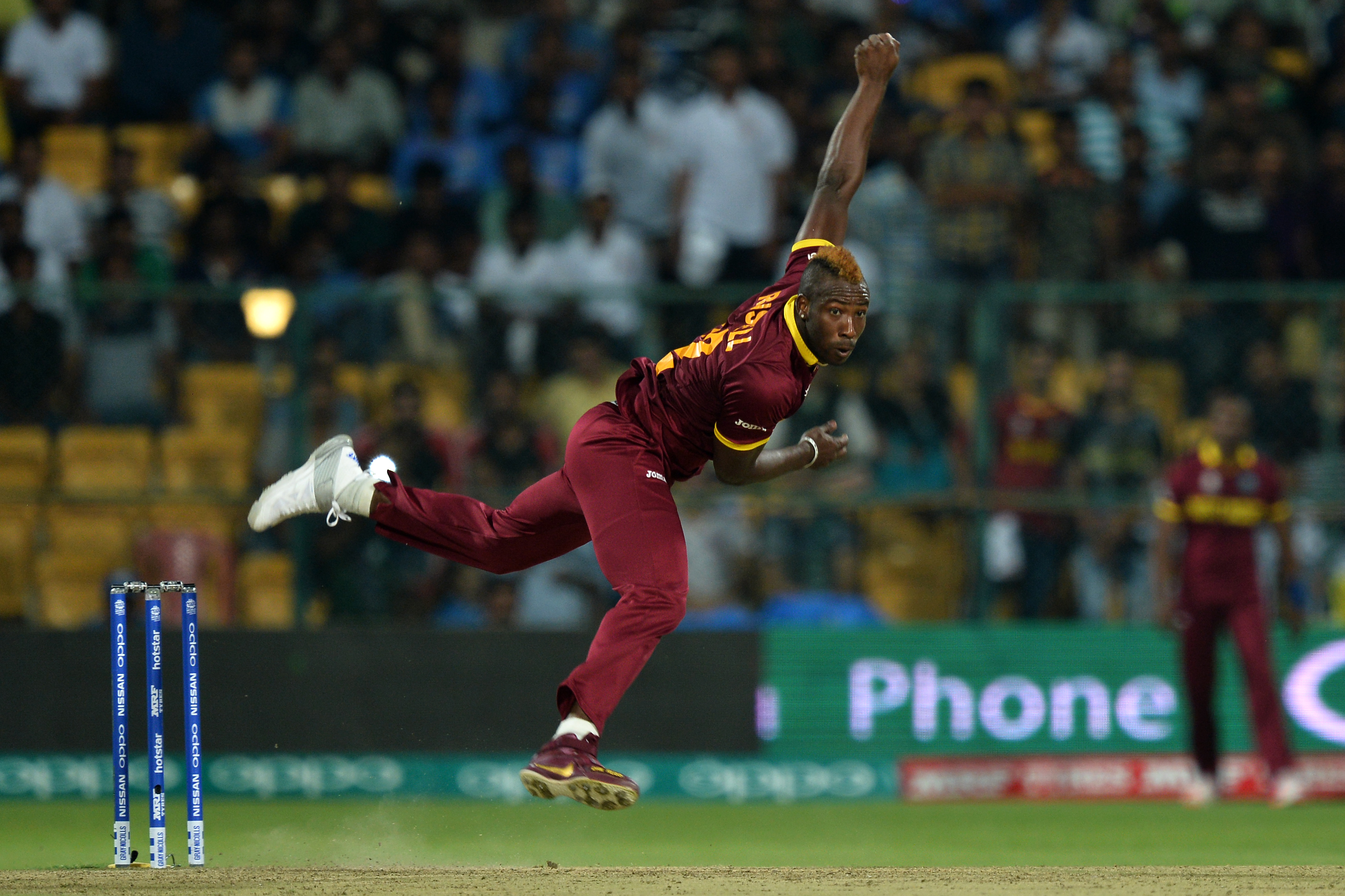 Pakistan vs. West Indies cricket, live stream cricket, West Indies tour, Andre Russell doping