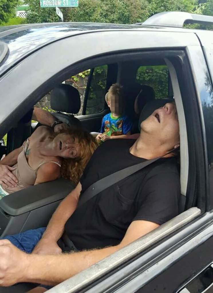 Parents overdosed, Ohio, Heroin overdose, East Liverpool Ohio