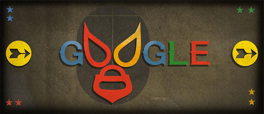 rodolfo guzman huerta el santo, rodolfo guzman huerta el santo google doodle, el santo google doodle