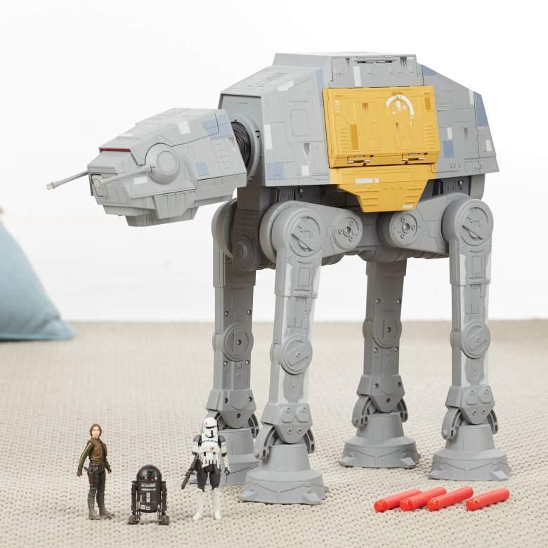 Star Wars toys, AT-ACT, Hasbro toys