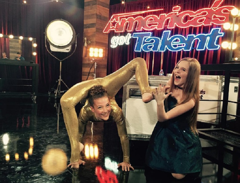 Sofie Dossi, Sofie Dossi AGT, Sofie Dossi America's Got Talent 2016, AGT 2016 Contestants, Sofie Dossi Instagram