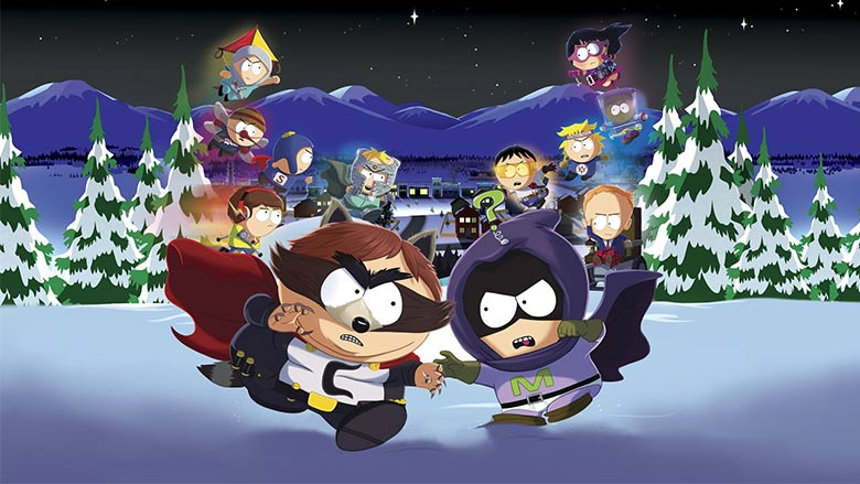 south park the fractured but whole delayed