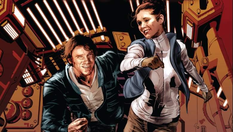 Mike Deodato, Star Wars, Star Wars comics, New Star Wars comics