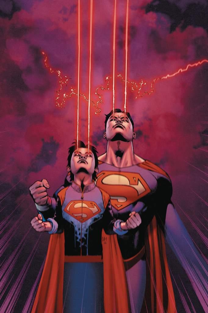 Superman, Son of Superman, Superman Rebirth, Superman 6, New Superman comics, DC Comics