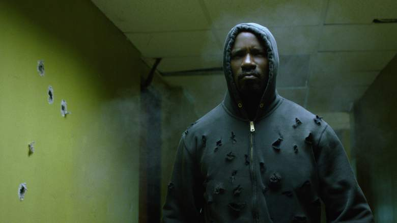 Mike Colter, Luke Cage actor, who plays Luke Cage, Luke Cage cast, Luke Cage spoilers
