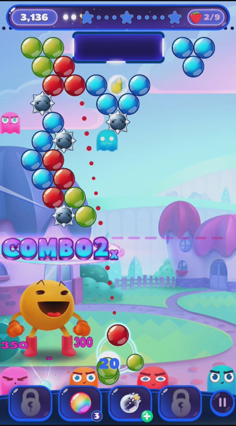 Pac Man Pop