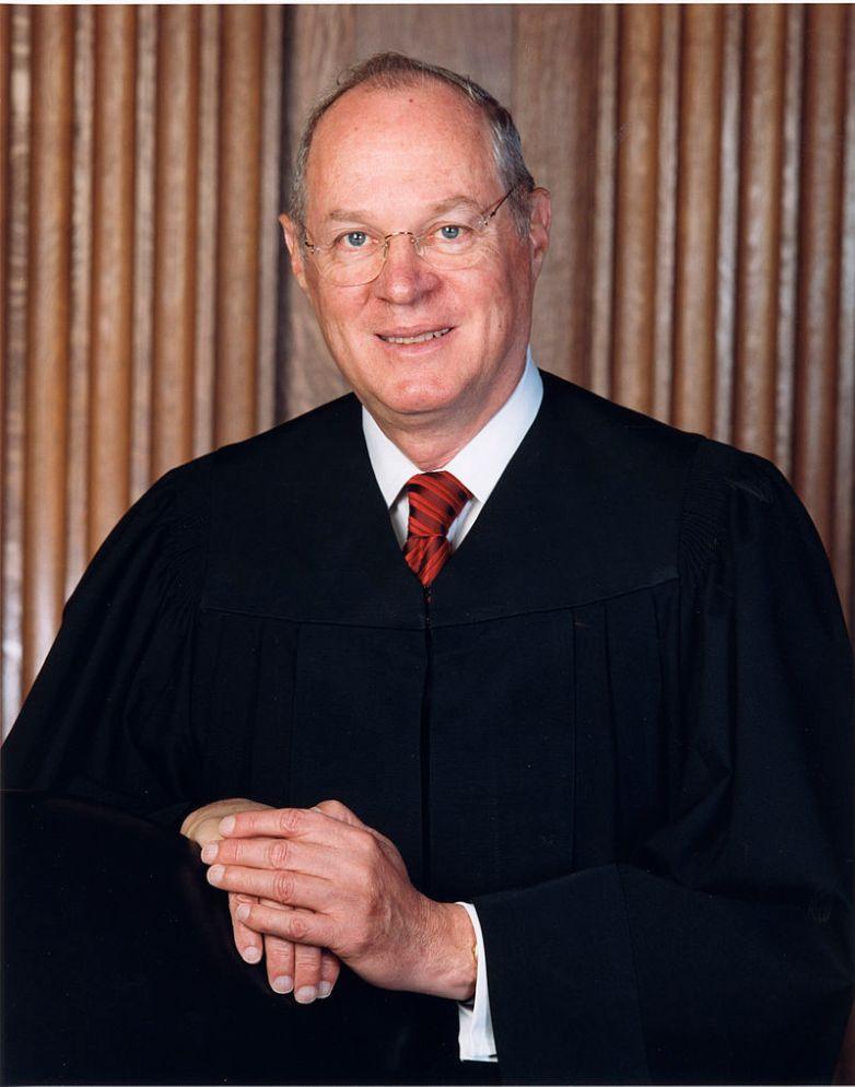 U.S. Justice Anthony Kennedy