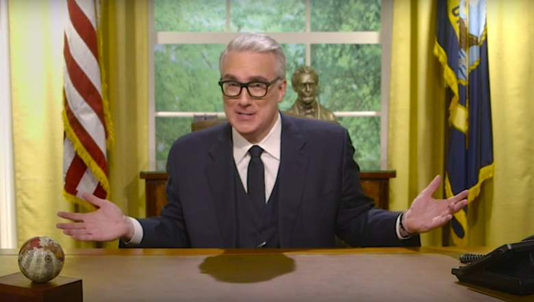 keith olbermann gq, the closer, olbermann, trump