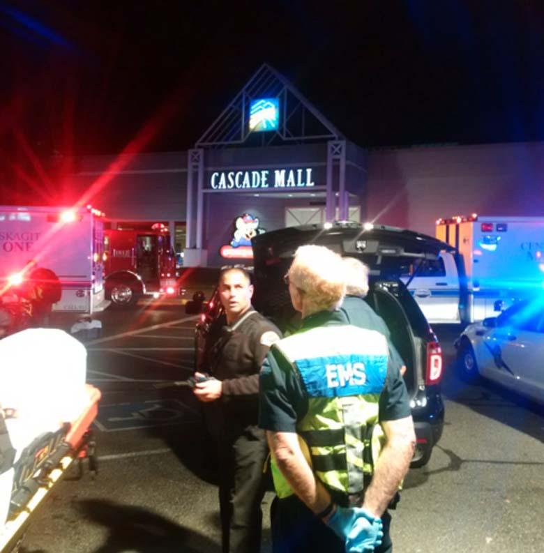 Washington State Patrol Cascade Mall