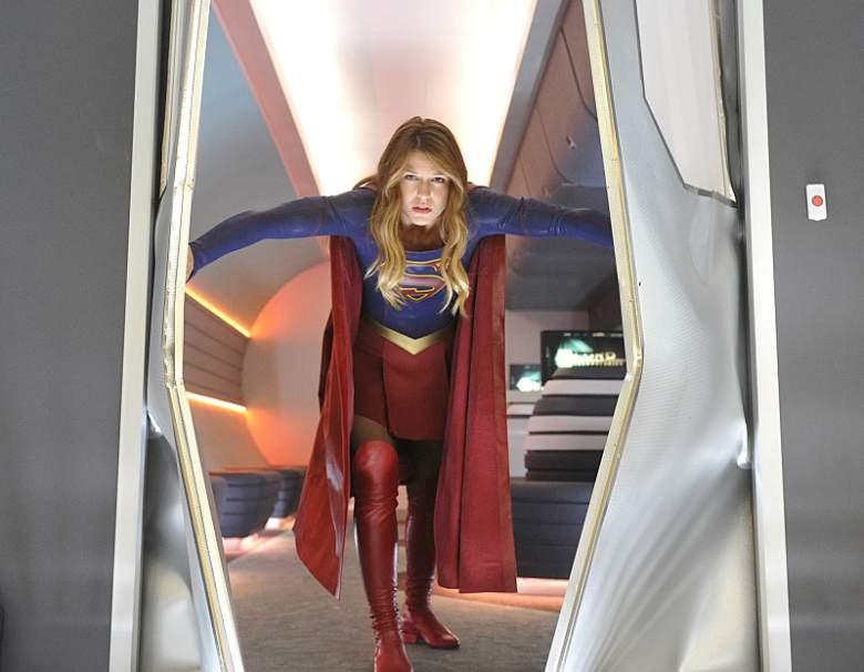 Melissa Benoist, Supergirl actress, Supergirl premiere, Supergirl Season 2