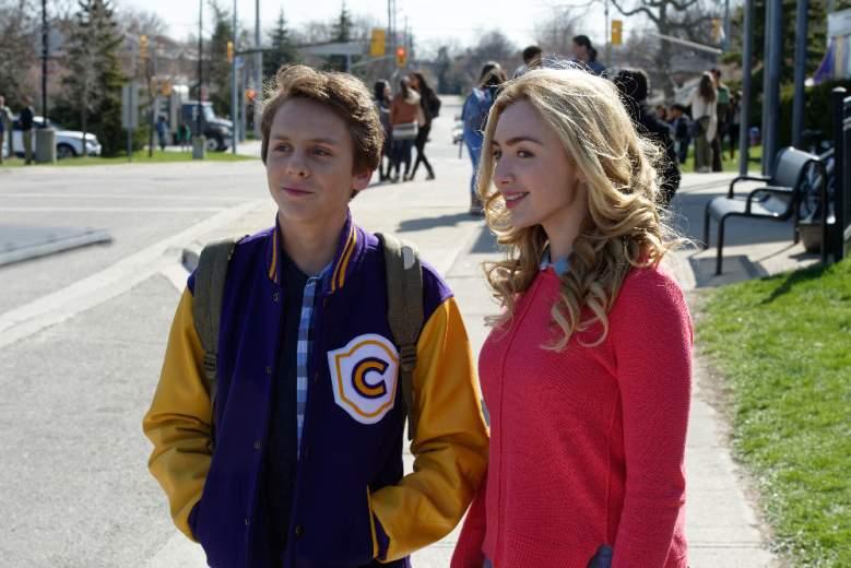 Disney Channel Original Movie, The Swap 2016, Peyton List, The Swap cast