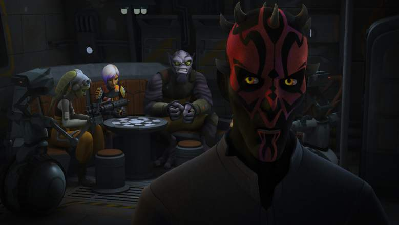 Darth Maul, Star Wars Rebels, Star Wars Rebels recap, The Holocrons of Fate