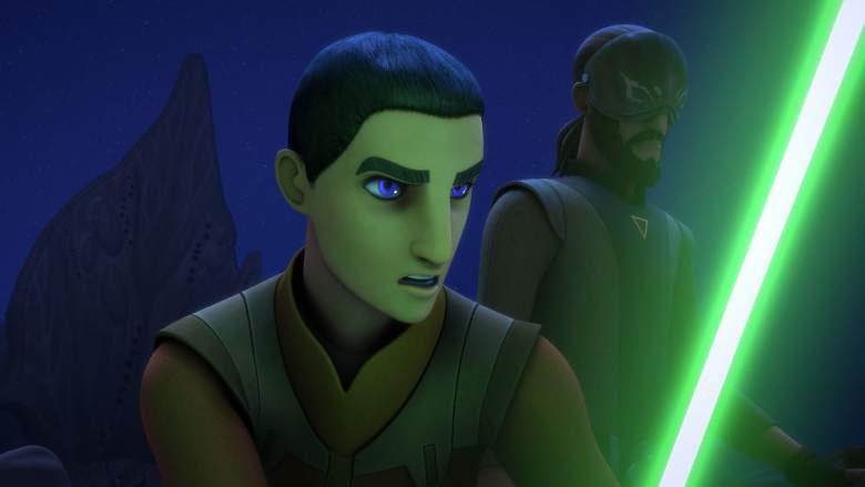 Ezra Bridger, Kanan Jarrus, The Holocrons of Fate, Star Wars Rebels, Rebels recap, Star Wars Rebels