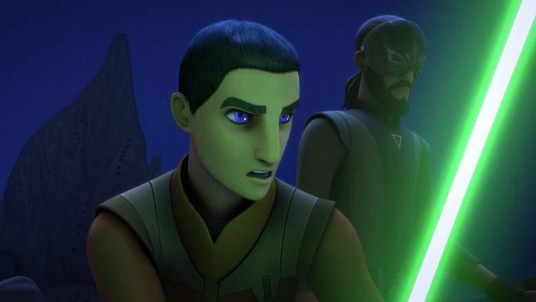Ezra Bridger, Kanan Jarrus, The Holocrons of Fate, Star Wars Rebels, Rebels recap, Star Wars Rebels
