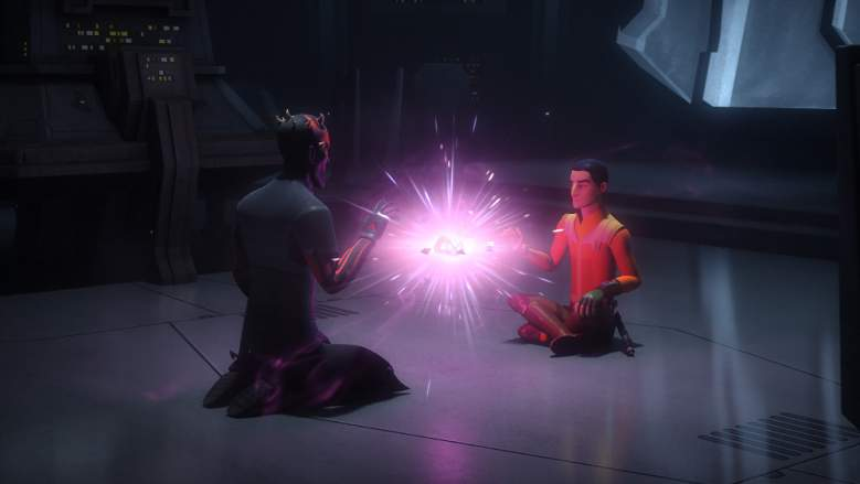 Darth Maul, Star Wars Rebels, Star Wars Rebels recap, The Holocrons of Fate, Ezra Bridger